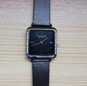 neue Armbanduhr mit Swarovski Kristallen