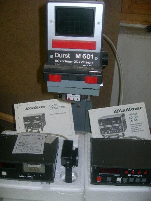 Foto-Labor Messgeräte u Schnellentwicklungssystem
