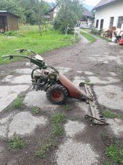 Agria Motormäher