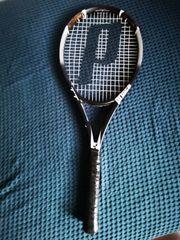 Tennis Schläger schwarz für Damen