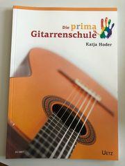 Die prima Gitarrenschule