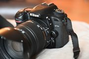 Nikon D7500 mit Sigma 17-50mm