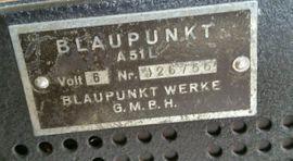 Bild 4 - Porsche 356 Pre A Radio - Wuppertal Langerfeld