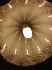 vintage Glaslampen Jugendstil Art Deco