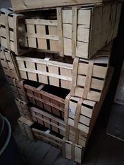 Große Holzkörbe Spankorb Korb Holz
