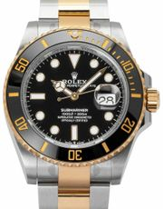 Rolex Submariner 126613LN Stahl Automatik