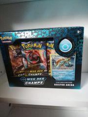 Pokemon TCG Weg des Champs