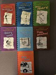 7 Gregs Tagebuch Bücher