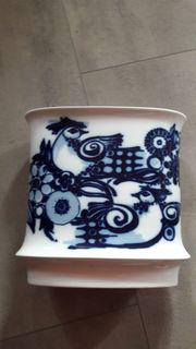 Ovale Vase von Rosenthal