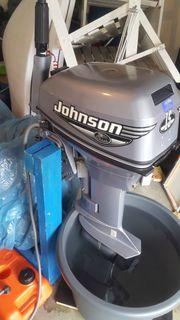Johnson 15Ps 2-Takt Kurzschaft