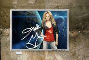 Shakira 2021 45x30 cm Bild