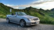 Youngtimer Mercedes SLK320 Facelift