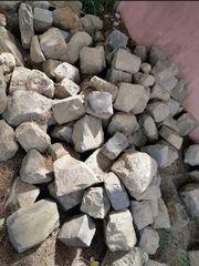 Steine Umrandung Garten