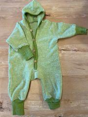 Anzug Wollfleece cosilana 62 68