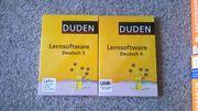 Duden Lernsoftware Deutsch 3 4