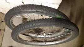 Mountain-Bikes, BMX-Räder, Rennräder - 26 Zoll Laufräder mit 7