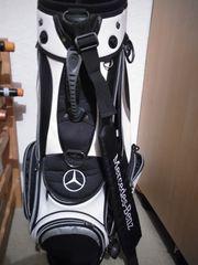 wie neu Golfcartbag Mercedes Benz