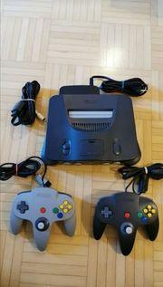 Nintendo 64 Konsole Controller