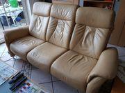 Sofa Ledersofa 3 Sitzer