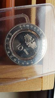 8 x 10 Euro Münzen