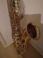 Saxophone Tenor unbenutzt