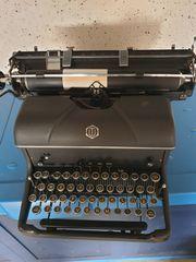 Antike Torpeto Schreibmaschine