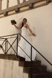 Wunderschönes Brautkleid für einen unvergesslichen
