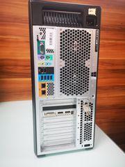 Workstation HP z840 cpu 18