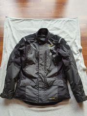 Textil-Motorradjacke Gr 52 106