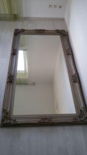 hochwertiger Wandspiegel 180x100 mit verziertem