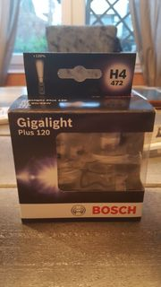 H4 Autolampen Bosch Gigalight plus
