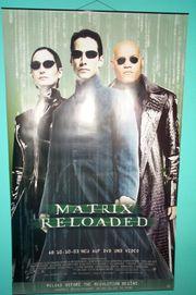 Matrix Reloaded Großer Hänger 180x110