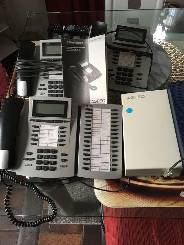 AGFEO Telefonanlage AS 43