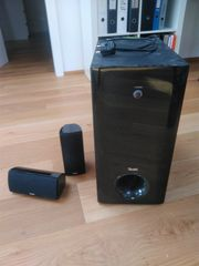 Teufel Subwoofer 1x Satelliten box