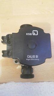 Hocheffiziente KSB Pumpe