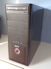 Desktop-PC ohne Schäden leistungsstark und