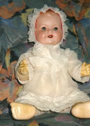 Babypuppe Sonneberg Puppe