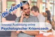 Diplom Psychologischer Lebens- Krisencoach Fernstudium