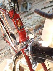 Altes Vintage Rennrad Tourenrad Oldtimer