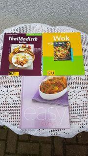 3 tolle asiatische Kochbücher
