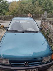 Opel Astra 1 4 fahrbereit