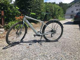 Fahrrad mit Shimano 100GS Schaltung in 6845 - Shpock