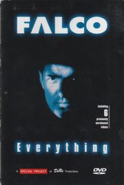 DVD - Falco - Everything Best Of -