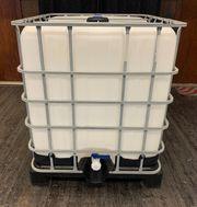 1000 Liter Fass IBC Kubi