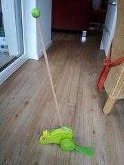 Schiebetier Frosch Froschkönig