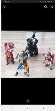 Schleich Ritter Figuren