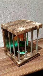 Piccolo-Lampe mit LED-Farbwechsler