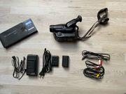 Metz Videokamera VHS C