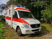 krankenwagen Wohnmobil