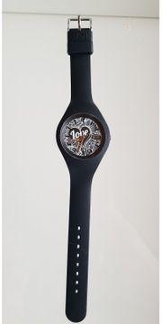 Ice Watch Love schwarz klein